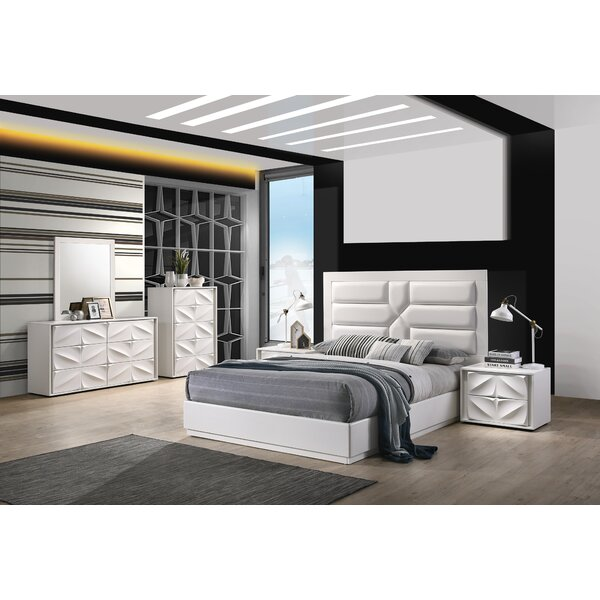 Amsterdam Sleigh Configurable Bedroom Set by Orren Ellis