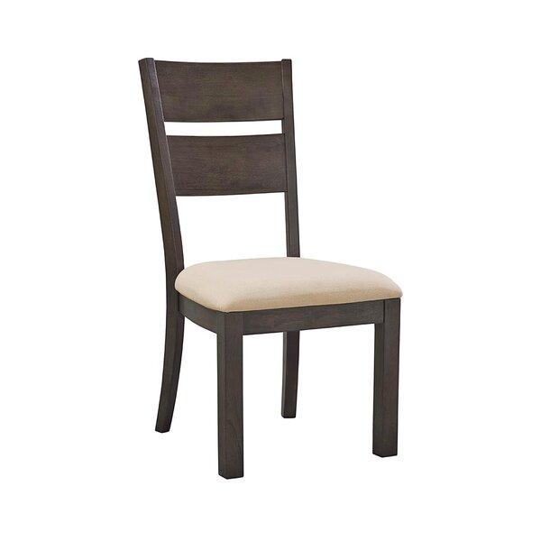 Hazelton Upholstered Dining Chair (Set of 2) by Gracie Oaks Gracie Oaks