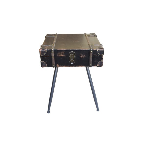 Altizer End Table With Storage By Williston Forge