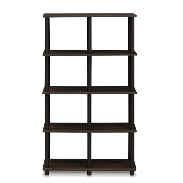 48.03 H x 27.56 W Turn-N-Tube 8 Space Shelving Unit by Furinno
