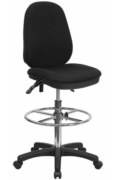 Krouse Ergonomic Drafting Chair by Symple Stuff
