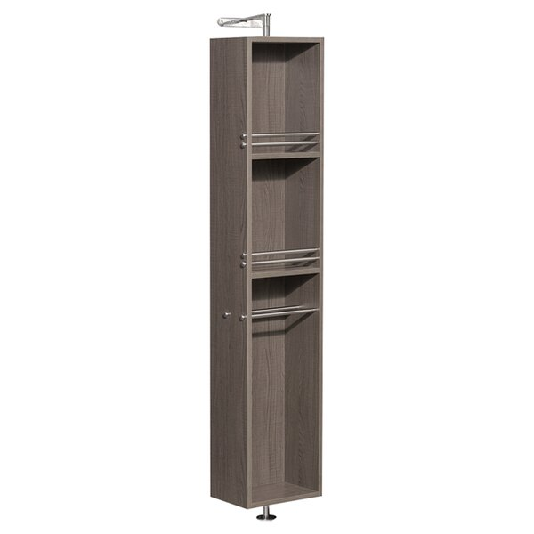 Amare 13.88 W x 73 H Wall Mounted Cabinet by Wyndham Collection