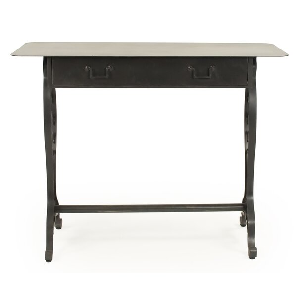 Wardell Metal Console Table By Bloomsbury Market