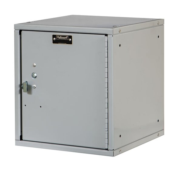 Cubix 1 Tier 1 Wide Safety Locker by HallowellCubix 1 Tier 1 Wide Safety Locker by Hallowell