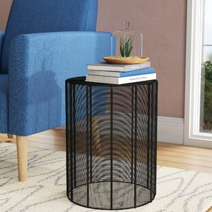 Compare prices Callias End Table ByMercury Row