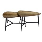 Gibson 2 Piece Coffee Table Set by Picket House Furnishings