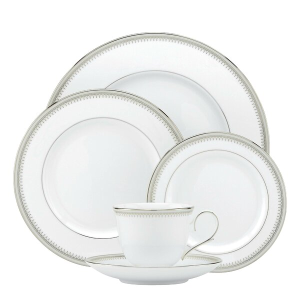 Belle Haven 5 Piece Place Setting, Service for 1 by Lenox