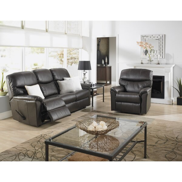 Uno Reclining Configurable Living Room Set by Relaxon