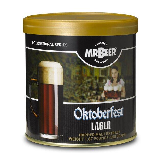 Mr. Beer Oktoberfest Lager Beer Making Refill Kit by Mr. Beer