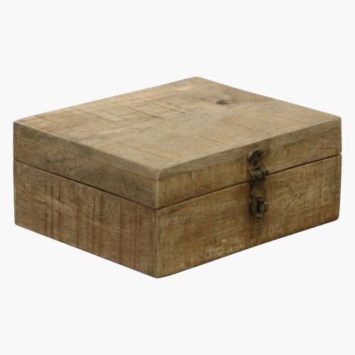 Teebox Union Rustic | Küche und Esszimmer > Aufbewahrung > Vorratsdosen | Union Rustic