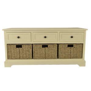 Ardina Wood Storage Bench  sc 1 st  Wayfair & Storage Benches islam-shia.org