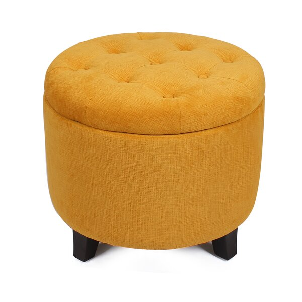 Chloé Storage Ottoman by Darby Home Co