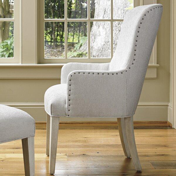#2 Oyster Bay Baxter Upholstered Dining Chair By Lexington Great price