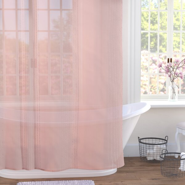Ledonne Shower Curtain by Lark Manor