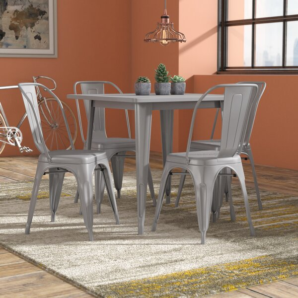 #2 Betsey 5 Piece Dining Set By Williston Forge Coupon