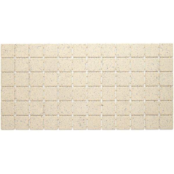 Dalton 12 x 24 Porcelain Mosaic Tile in Buffstone Range by Itona Tile