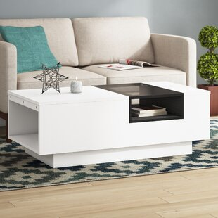 Cortez Coffee Table Wade Logan Discount