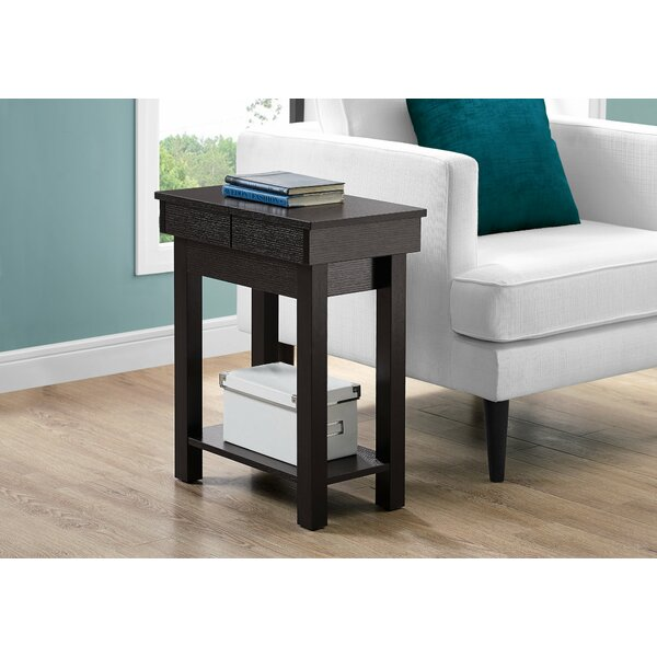 Meachum End Table by Winston Porter