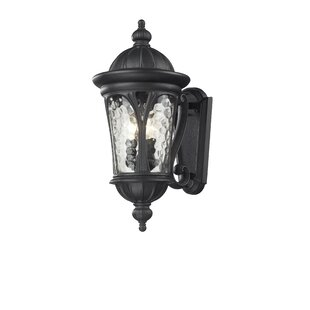 Check Prices Lowther 3-Light Outdoor Wall Lantern By Astoria Grand