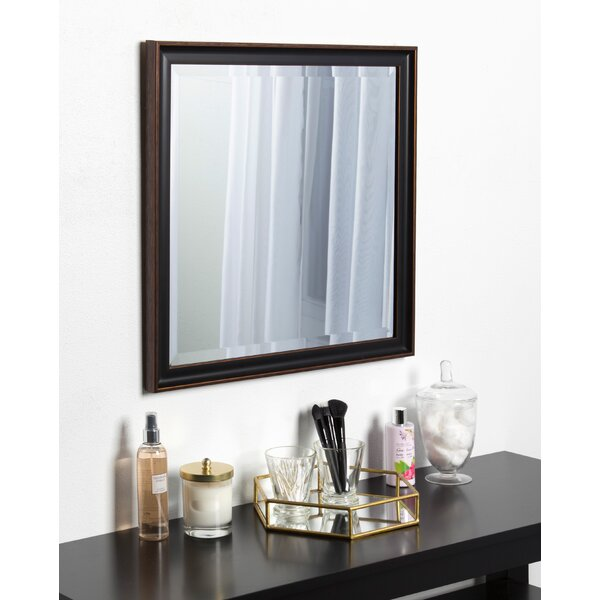 Culley Framed Beveled Wall Mirror by Alcott Hill