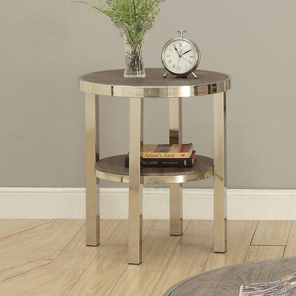 Elwyn End Table by A&J Homes Studio