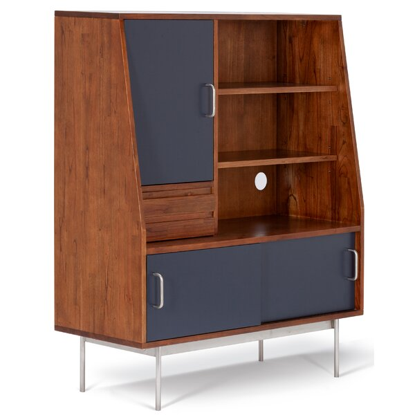 Midhurst 2 Door Accent Cabinet Corrigan Studio W002646101