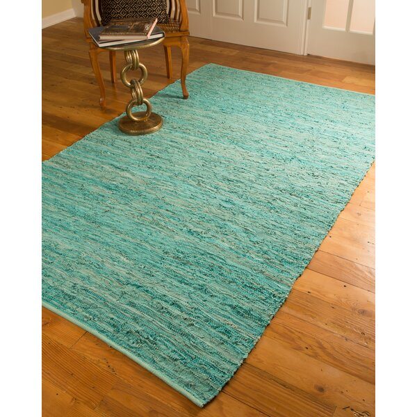 Barras Green Area Rug by Natural Area Rugs