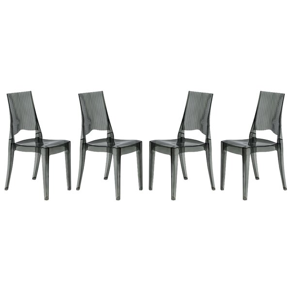 Coral Side Chair (Set of 4) by LeisureMod