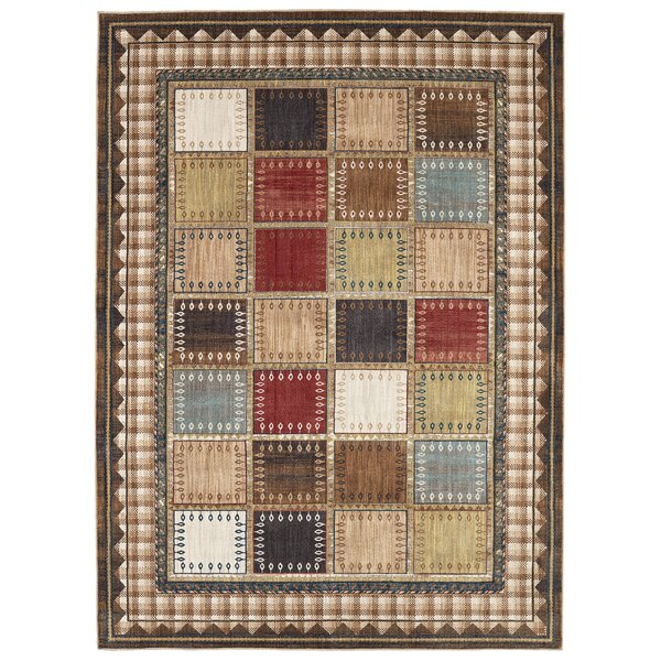 Destinations Cheyenne Multicolor Area Rug by Mohawk Home