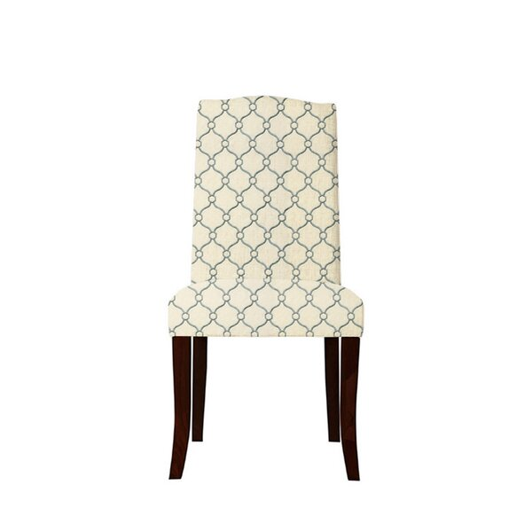 Trinity Place Upholstered Dining Chair (Set of 2) by Red Barrel Studio