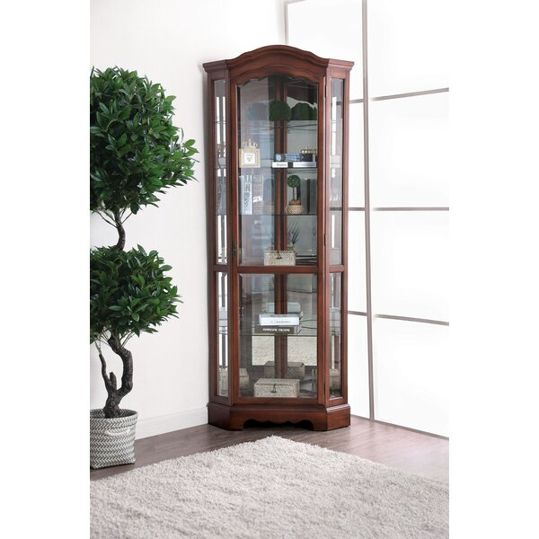 Leesa China Cabinet by Canora Grey