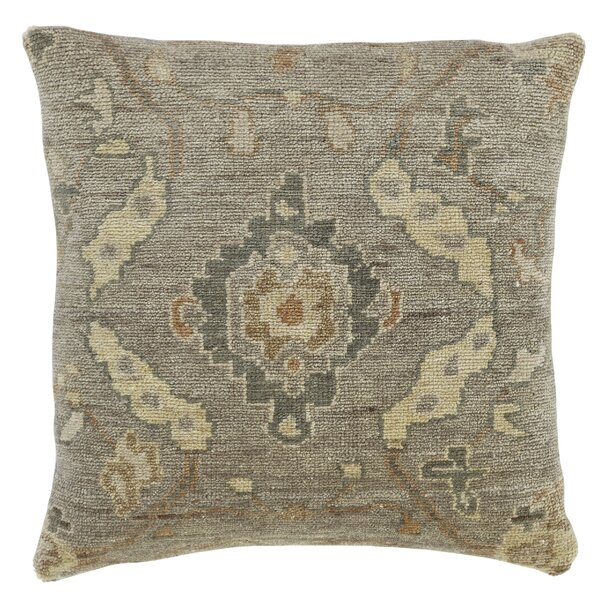 Himmelmann Wool Throw Pillow by Ophelia & Co.