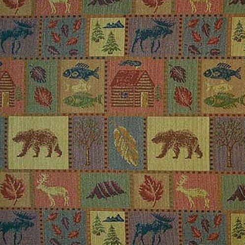 Aileen Futon Ottoman Cover by Loon Peak
