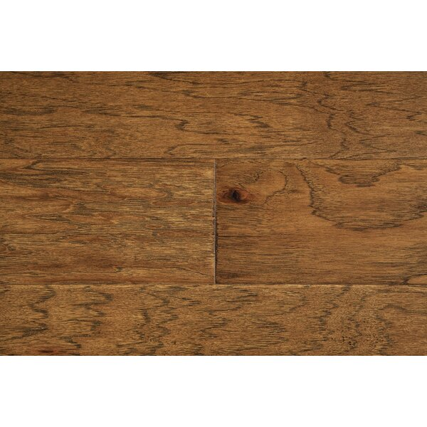 5 Myra Engineered Hickory Hardwood Flooring in Tan by Welles Hardwood