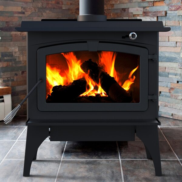 1,800 sq. ft. Direct Vent Wood Stove by Pleasant Hearth
