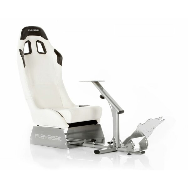 Evolution White Gaming Chair by Playseats