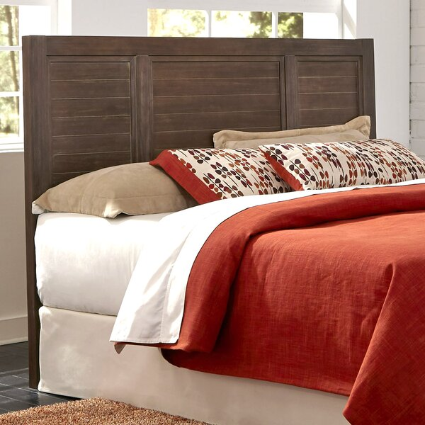 Hollo Panel Headboard by Bay Isle Home