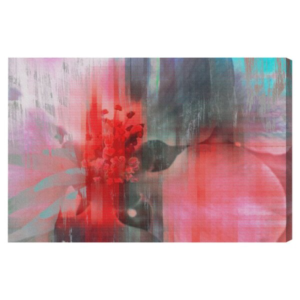 Calais Painting Print on Wrapped Canvas by Oliver Gal