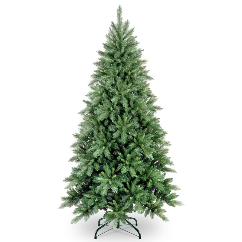 National Tree Co Tiffany Medium 65' Fir Artificial Christmas