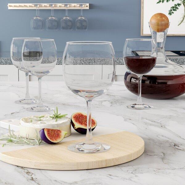 Dunn 12 oz. Ballon Wine Glass (Set of 12) by Mint Pantry