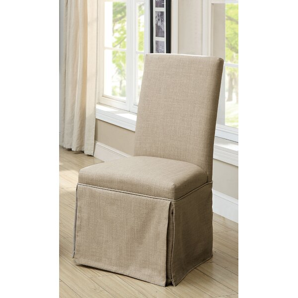 Darlene Upholstered Dining Chair (Set of 2) by Gracie Oaks