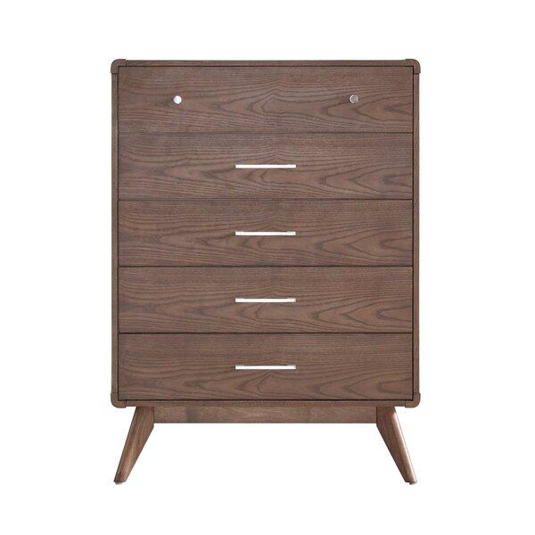 Angelo 5 Drawer Dresser by Langley Street