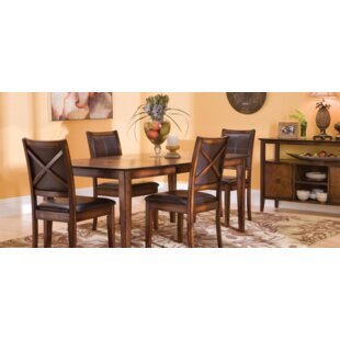 Algoma 5 Piece Dining Set By Loon Peak