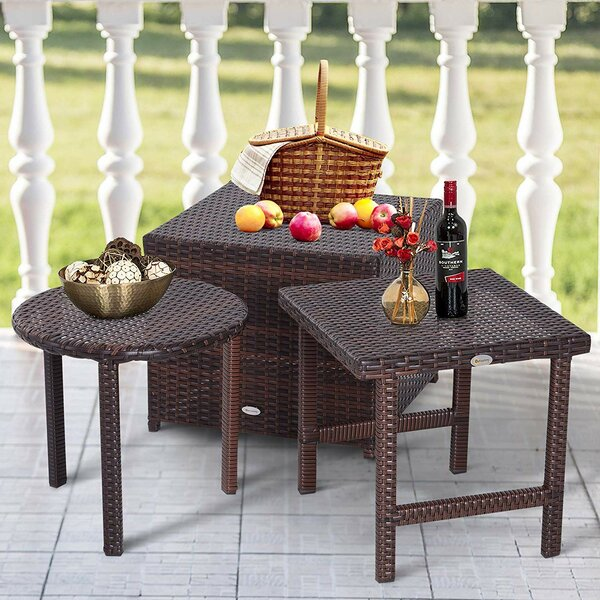 Amatury Bistro Table by Charlton Home