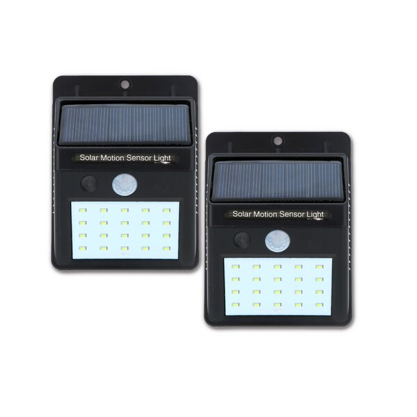 20-Light LED Deck Light (Set of 2) by Nature Power
