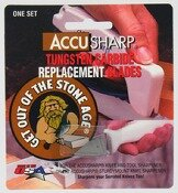 AccuSharp Tungsten Carbide Replacement Blade by Fortune Products