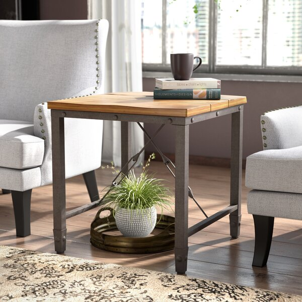 Alma 4 Legs End Table By Trent Austin Design