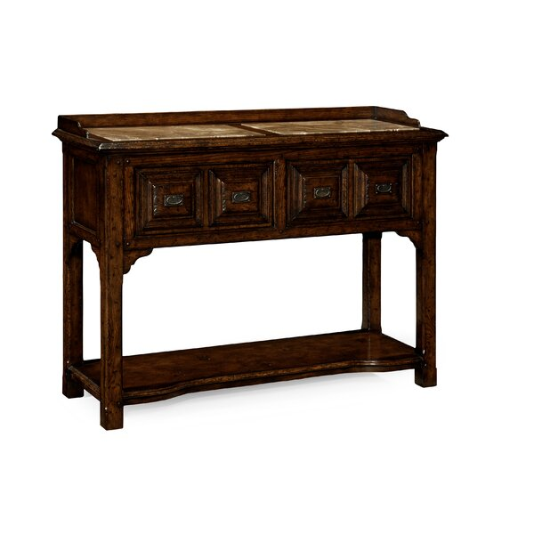 Tudor Buffet Table by Jonathan Charles Fine Furniture Jonathan Charles Fine Furniture