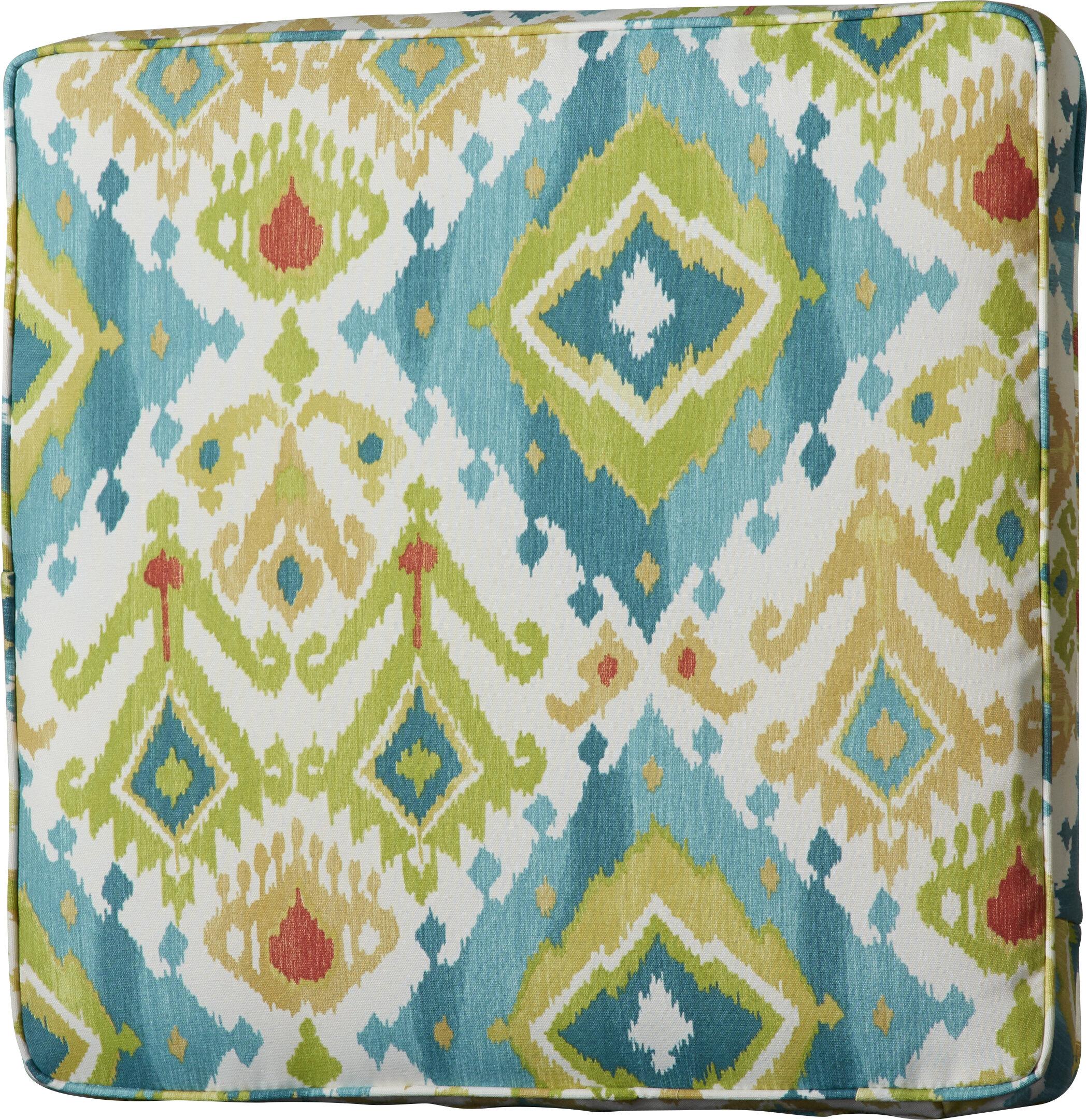 Mistana Camille Indoor/Outdoor Dining Chair Cushion | Wayfair