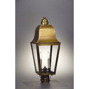 Imperial Outdoor 3-Light Lantern Head